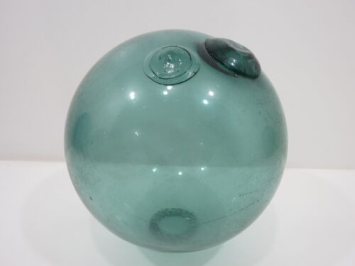9.55 inch Japanese Glass Float (WP #6) -(X1296)