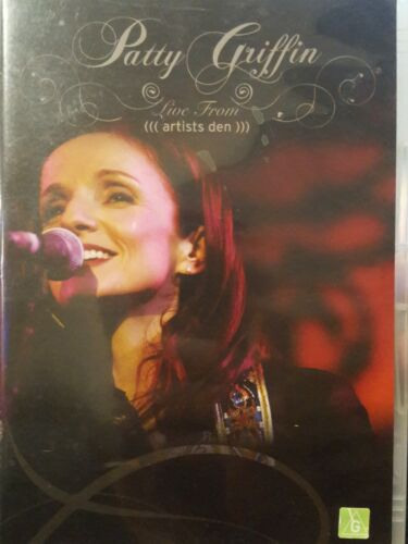 PATTY GRIFFIN LIVE FROM THE ARTISTS DEN RARE DVD MUSIC CONCERT SINGER