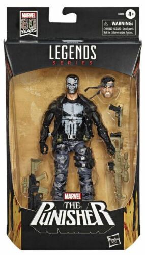 Marvel Legends The Punisher 80th Anniversary