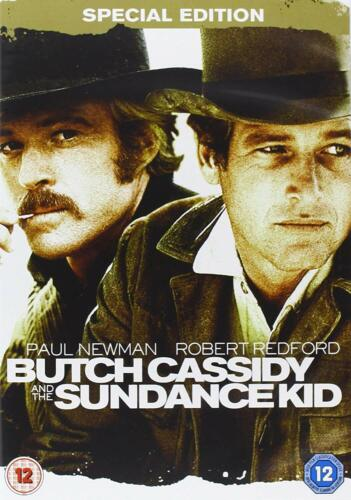 BUTCH CASSIDY AND THE SUNDANCE KID DVD Special Edition Paul Newman REGION 2 New