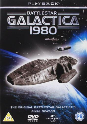 BATTLESTAR GALACTICA (1980) Original Series DVD REGION 4 New/Sealed