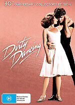 DIRTY DANCING DVD, NEW & SEALED, FREE POST