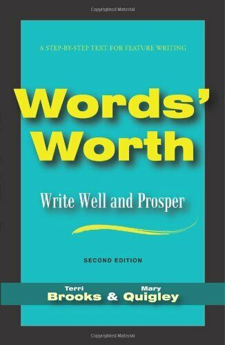 Words Worth: Write Well and Prosper