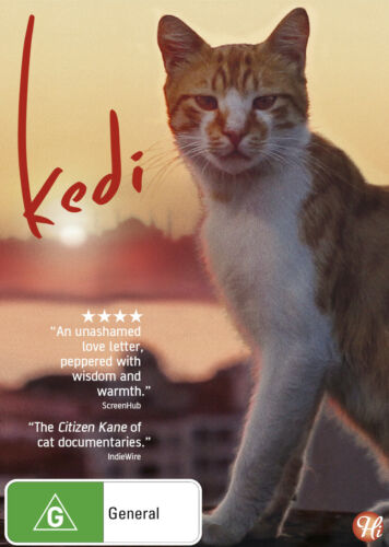 KEDI DVD NEW