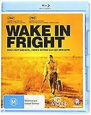 WAKE IN FRIGHT BLU RAY - NEW & SEALED AUSTRALIAN CLASSIC FREE POST