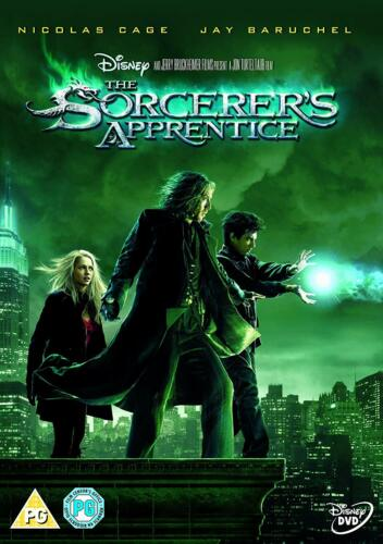 The Sorcerer's Apprentice (Nicolas Cage) Disney DVD Region 4 (AUS) New & Sealed