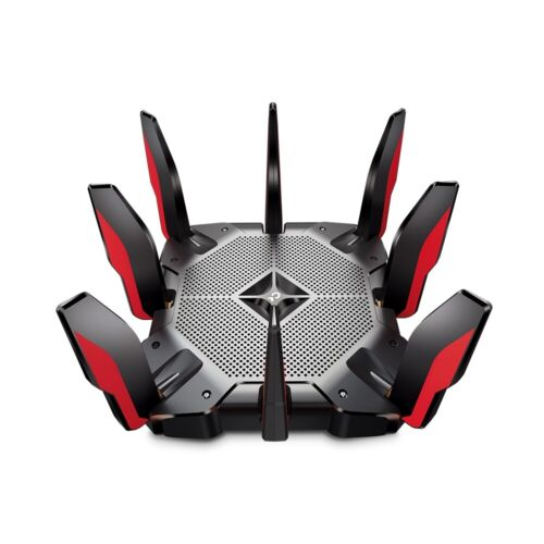 TP-Link Archer AX11000 Next-Gen Tri-Band Gaming WiFi Router MU-MIMO Wireless USB