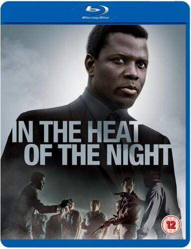 IN THE HEAT OF THE NIGHT (1967) Blu Ray (SIDNEY POITIER) Region B New & Sealed