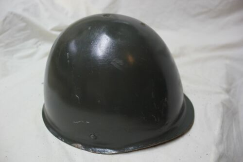 Polish Military Issue Combat Army Helmet with Liner Surplus     P6Hats & Helmets - 36062