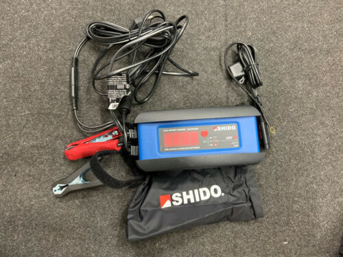 Shido DC3 Dual Batterie Ladegrät Charger Battery Lithium LIFEPO4