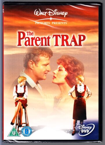 The Parent Trap DVD Hayley Mills Region 4 (AUS) New & Sealed