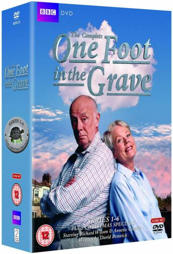 One Foot In The Grave Complete Series 1 2 3 4 5 6 DVD Boxset Region 4 New/Sealed