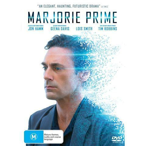 MARJORIE PRIME DVD, NEW & SEALED, 2019 RELEASE, FREE POST