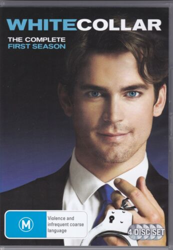 White Collar - The Complete First Season - DVD (4 x DVD Region 4 PAL)