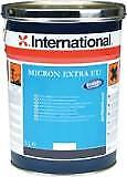 "International "" MICRON EXTRA EU "" Antivegetativa/antifouling  LT 5 autolevigante"