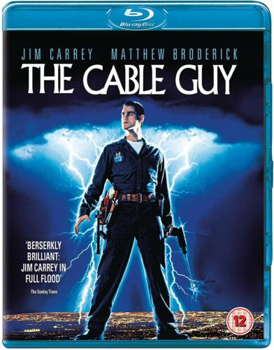 The Cable Guy BLU RAY (Jim Carrey)  Region B New & Sealed