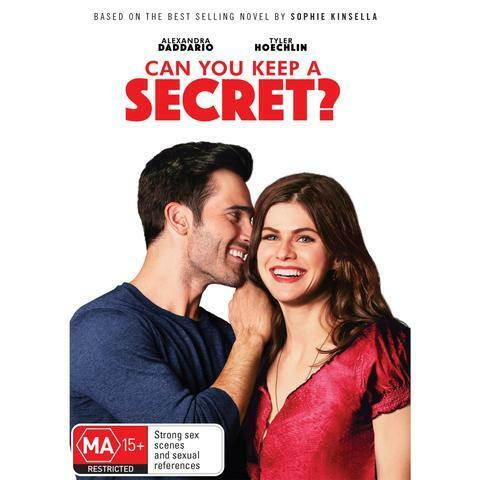 CAN YOU KEEP A SECRET DVD, NEW & SEALED, 2019 RELEASE, FREE POST