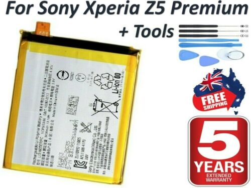 New Replacement Battery for Sony Xperia Z5 Premium E6883 E6833 LIS1605ERPC OZ