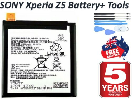 *2020* Replacement Battery for Sony Xperia Z5 E6603 E6653 LIS1593ERPC + Warranty