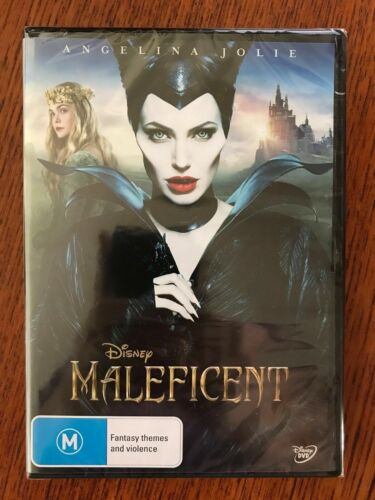 Maleficent DVD New & Sealed Region 4 Disney