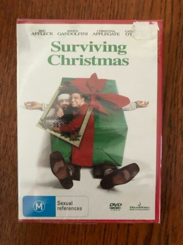 Surviving Christmas DVD New & Sealed Region 4