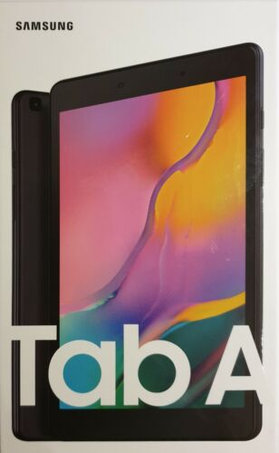 "Samsung Galaxy Tab A 8"" Wi-Fi 32GB (Black) 2019 Edition - Brand New Express Post"