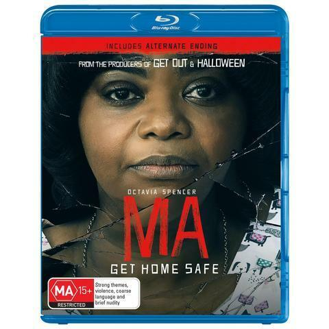 MA BLU-RAY, NEW & SEALED, 2019 RELEASE, FREE POST