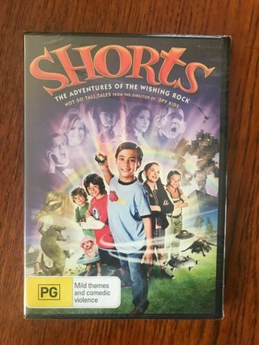 Shorts: The Adventures Of The Wishing Rock DVD Region 4 New & Sealed