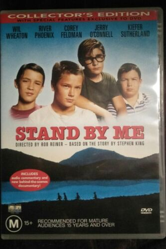 STAND BY ME DVD Very Good Condition Free Shipping R4