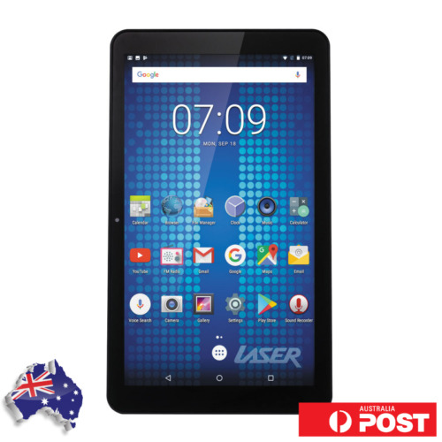 Laser 10 inch Quad Core Android 8GB Tablet