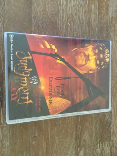Judgment Day 2002 - DVD - WWE -