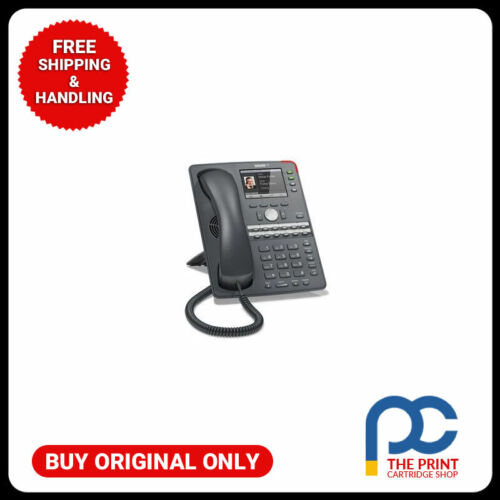 Original SNOM 760 GIGABIT IP VOIP TELEPHONE HANDSET