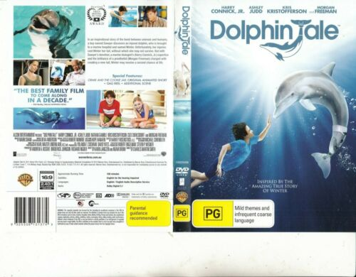Dolphin Tale-2011-Harry Connick Jr-Movie-DVD