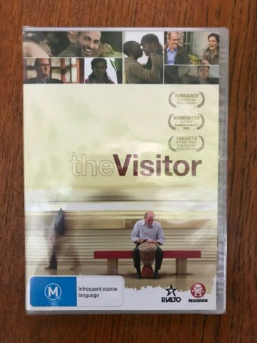 The Visitor DVD Region 4 New & Sealed