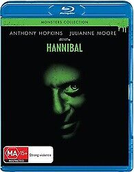 HANNIBAL (BLU RAY) MONSTERS COLLECTION