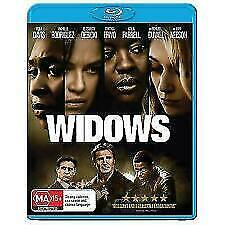 WIDOWS BLU RAY - NEW & SEALED VIOLA DAVIS, LIAM NEESON, COLIN FARRELL FREE POST