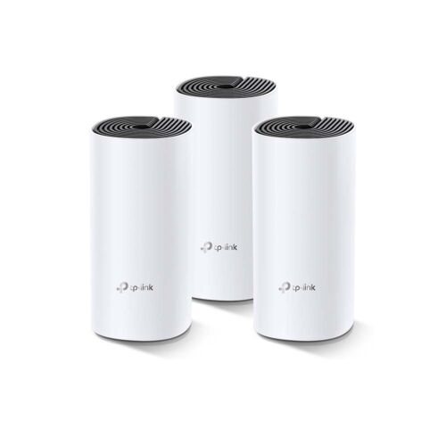 TP-Link Deco M4 (3 pack) AC1200 Deco Whole Home Mesh WiFi System