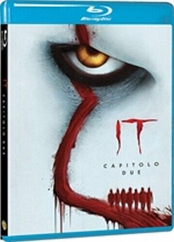 It - Capitolo due (Blu-Ray Disc)