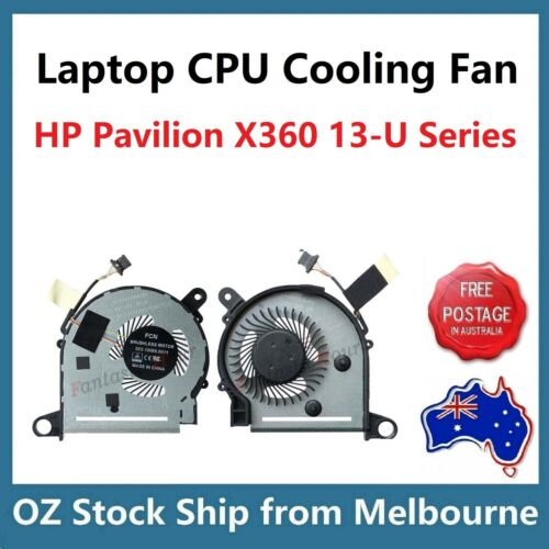 CPU Cooling FAN For HP Pavilion X360 13-U026TU 13-U151TU 13-U166TU