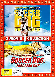 Soccer Dog/Soccer Dog - European Cup - 2 Movie Collection (DVD 2017)
