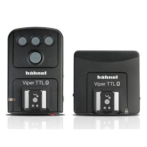 Hahnel Viper Wireless TTL Flash Trigger for Canon [GEN HAHNEL WARR]
