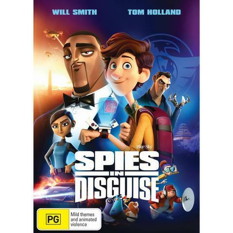 SPIES IN DISGUISE DVD, NEW & SEALED, ** NEW RELEASE ** PRIORITY POST.
