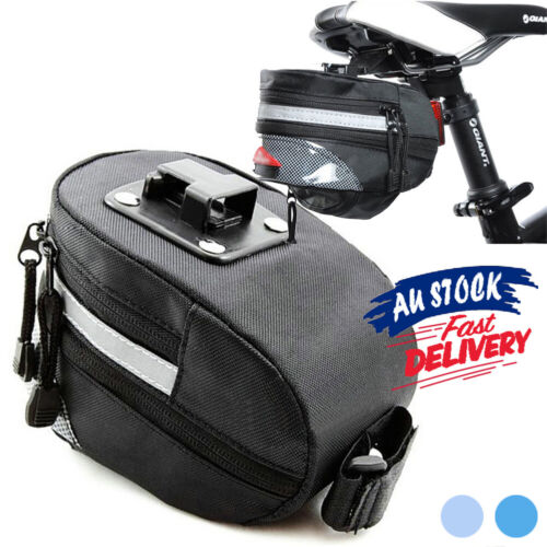 Saddle Bag Under Seat Storage Rear Tail Pouch Bike Cycling Bag Outdoor Bicycle