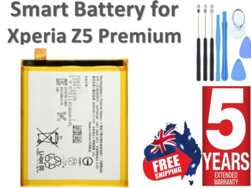 New Replacement Battery for Sony Xperia Z5 Premium E6883 E6833 LIS1605ERPC AU