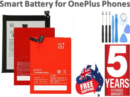 *2020* Battery Replacement for OnePlus 1+ 1 2 3 3T 5 5T 6 6T 7 7 Pro | AU Stock