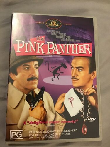 The Pink Panther Dvd