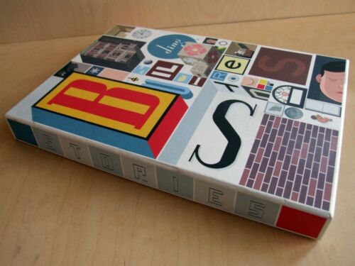 Building Stories by Chris Ware box mixed format graphic novel (Jonathan Cape)