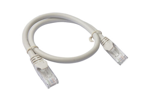 8Ware Cat6a UTP Ethernet Cable 25cm Snagless White