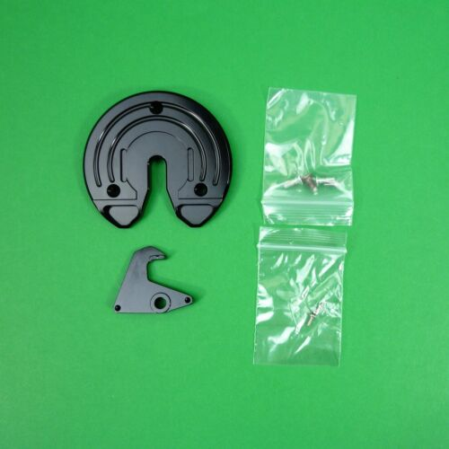 Alloy Coupler-turntable for 1:14 RC Semi Trailer Tractor Truck Tamiya BLACK