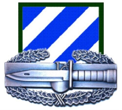 Address Labels -3rd Infantry Division w/CABOther Militaria - 135
